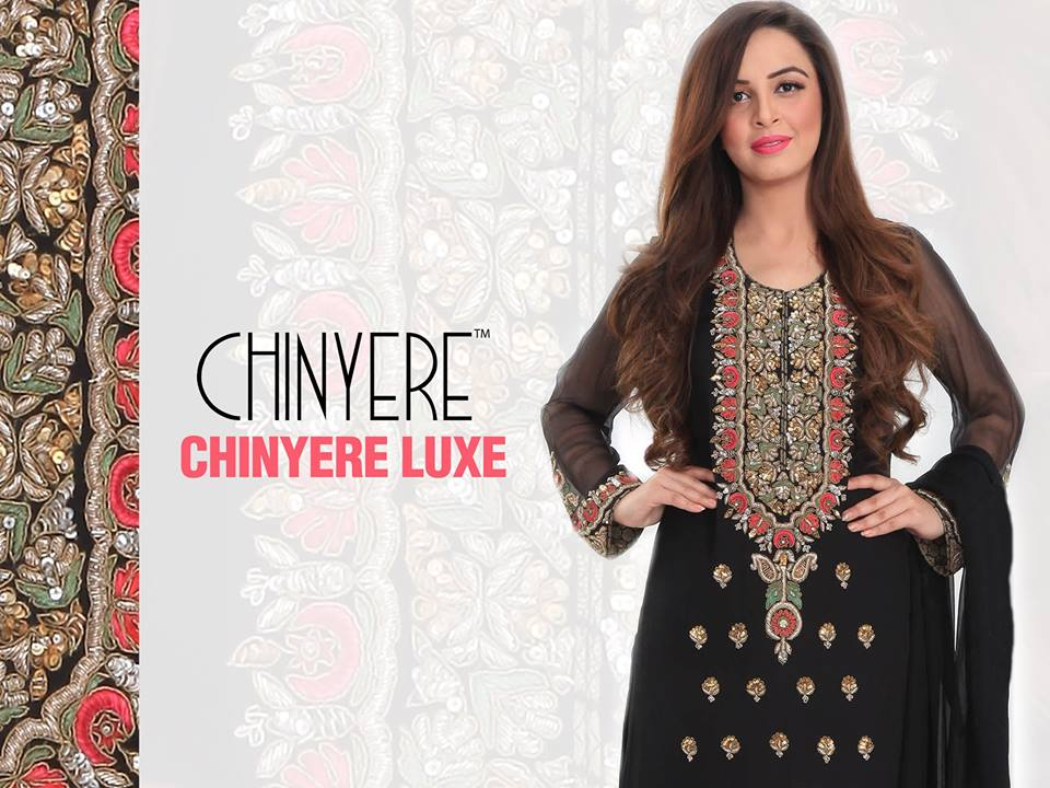 Chinyere1 Latest kurti designs 2017 from top 15 kurti designers these days