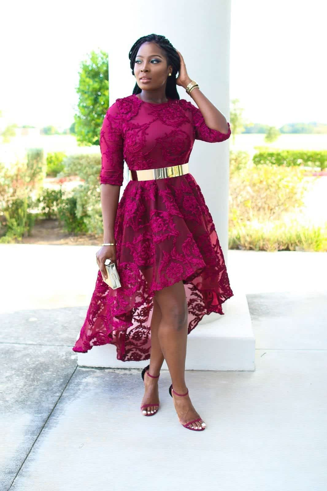 Formal-African-Outfits Modern African Dresses-18 Latest African Fashion Styles 2017