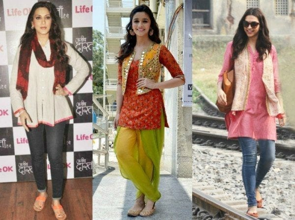 Kurti-Bottom2 Latest kurti designs 2017 from top 15 kurti designers these days