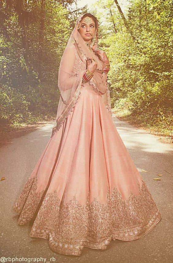 Latest-Indian-Designers-Barat-Dresses-for-Wedding-Brides-2016-2017-42 Manish Malhotra Wedding Dresses 2017-Top 20 Bridal Dress by Manish Malhotra