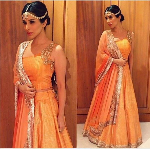 Manish-Malhotra-Fall-Autumn-Winter-2015-2016-Lakme-Fashion-Week-3 Manish Malhotra Wedding Dresses 2017-Top 20 Bridal Dress by Manish Malhotra