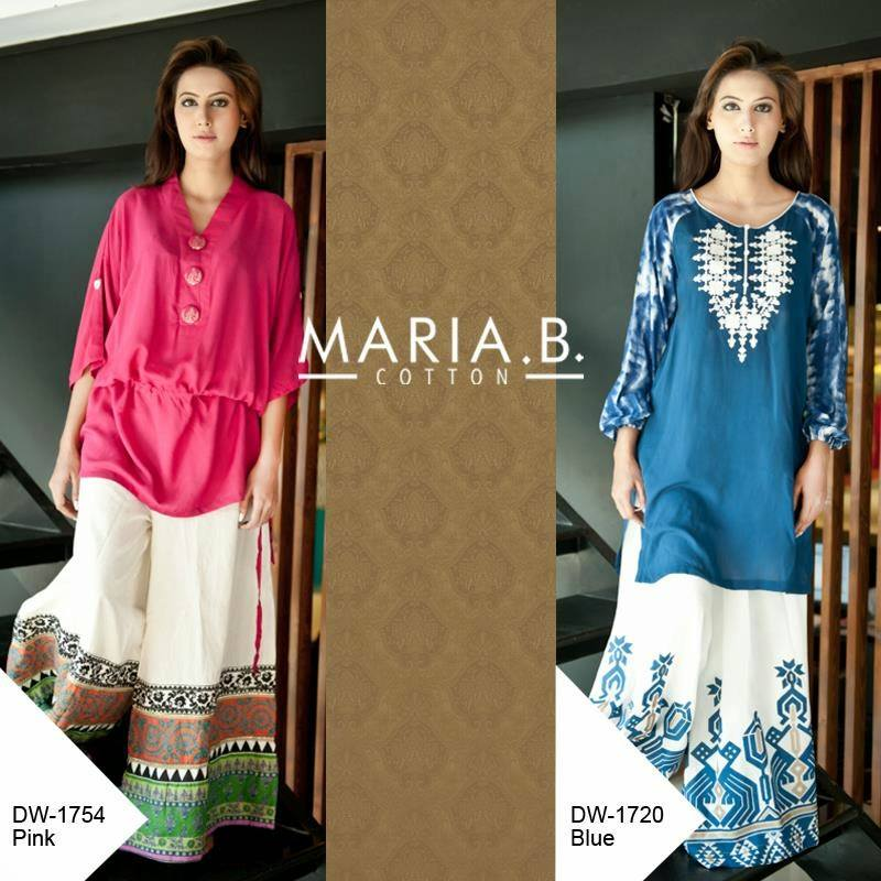MariaB3 Latest kurti designs 2017 from top 15 kurti designers these days