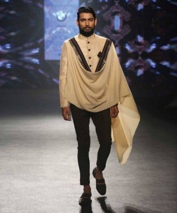 TO-WEAR-AT-YOUR-DAUGHTERor-sonss-wedding-shantanu-nikhil-ethnic-350x420- Engagement Outfits for Indian Men-20 Latest Ideas what to Wear on Engagement