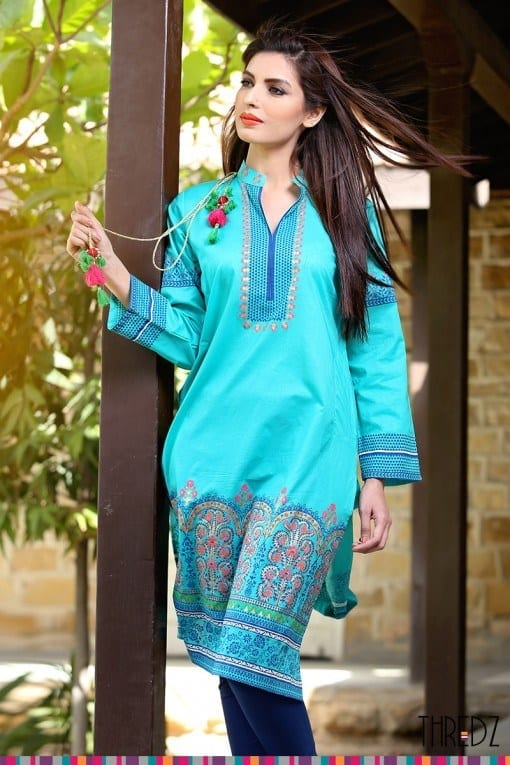 Thredz2 Latest kurti designs 2017 from top 15 kurti designers these days