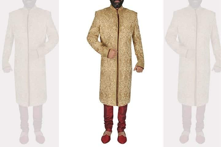 Zarilane-outfit-for-men Engagement Outfits for Indian Men-20 Latest Ideas what to Wear on Engagement