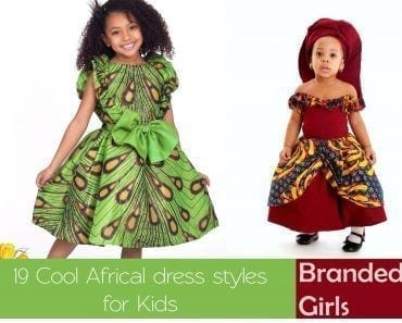 african dress styles