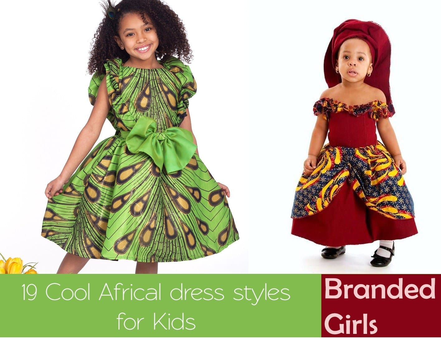african-dress-styles African Dress Styles for Kids-19 Cute African Attire for Babies