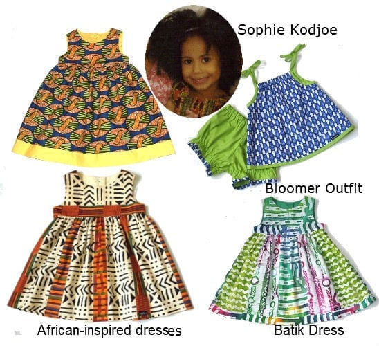african-frock-designs-from-Ghana African Dress Styles for Kids-19 Cute African Attire for Babies