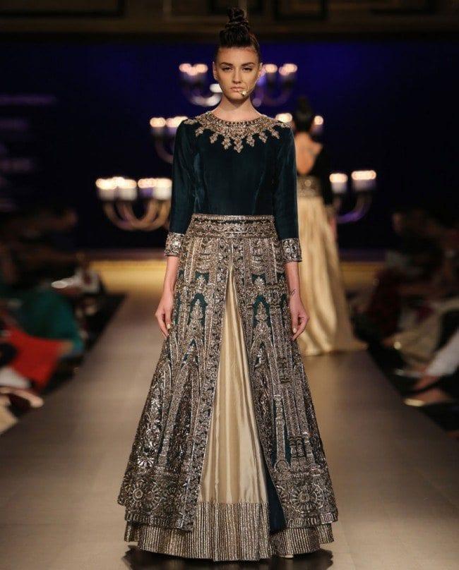 bced3affd1ac3e10a4c6be4f3b0b2acf Manish Malhotra Wedding Dresses 2017-Top 20 Bridal Dress by Manish Malhotra