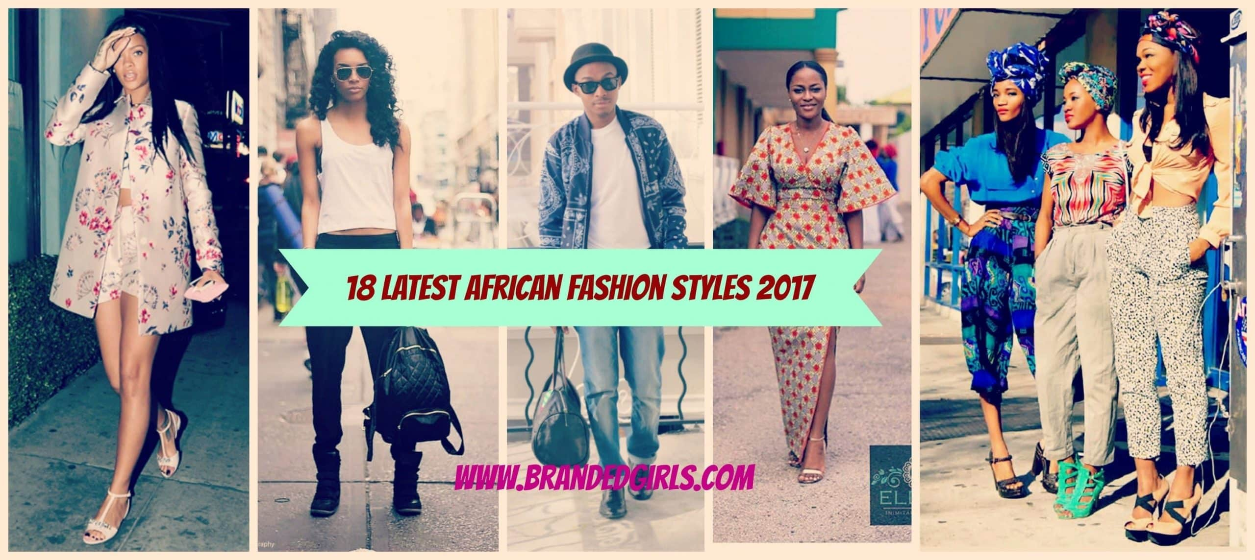 download Modern African Dresses-18 Latest African Fashion Styles 2017