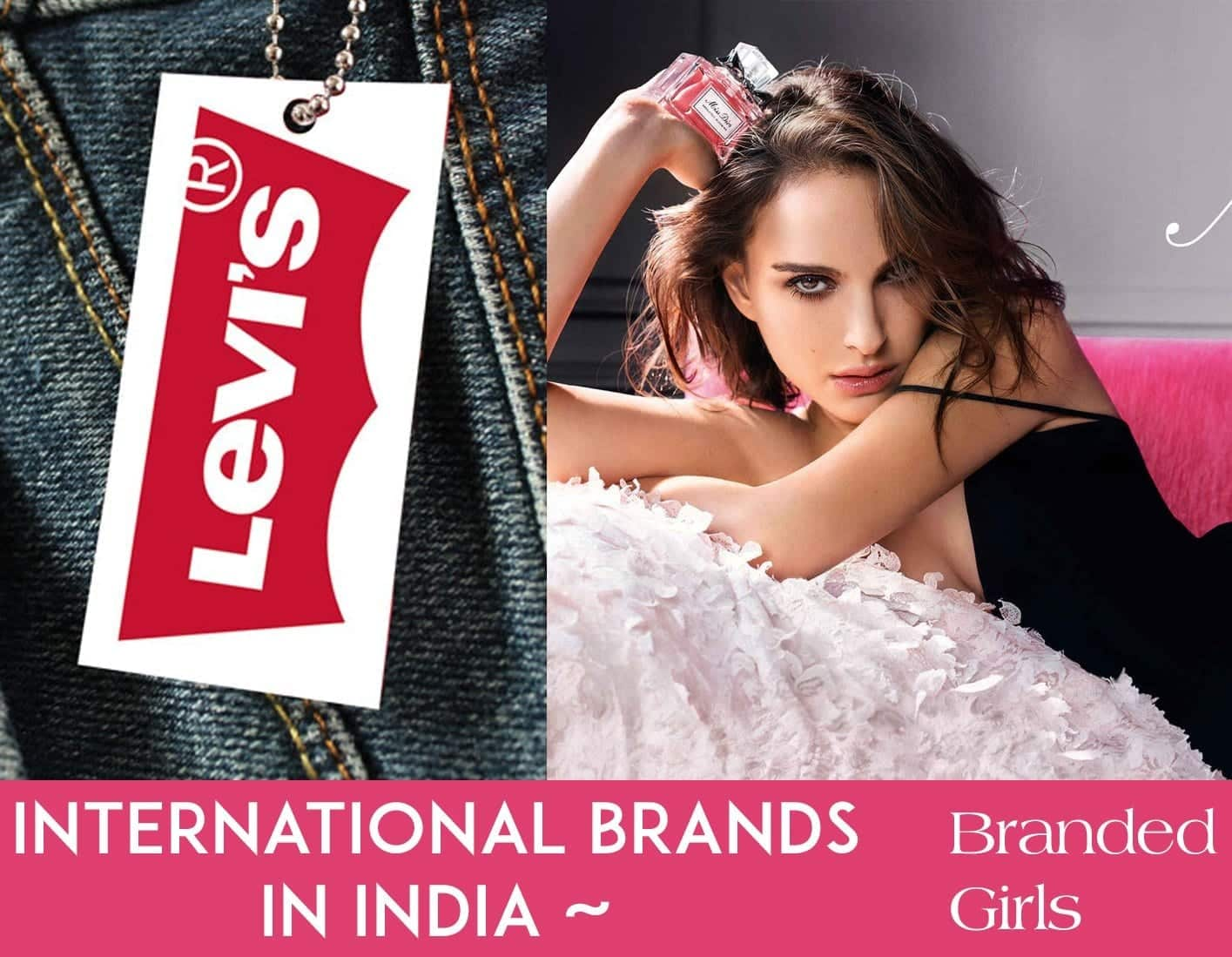 international-brands-in-india International Brands in India-List of Foreign Brands in India