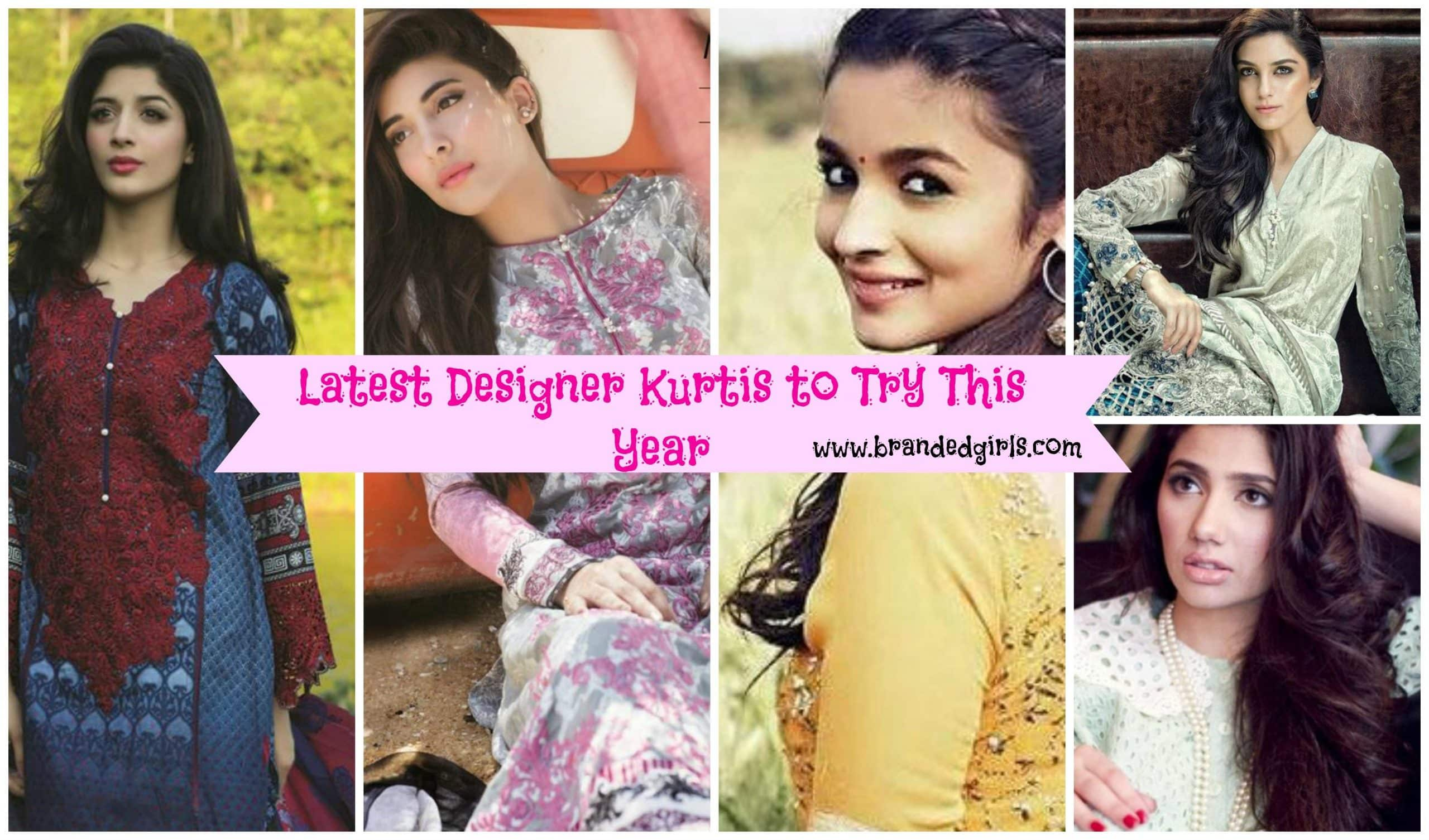 kurtas by designer brands