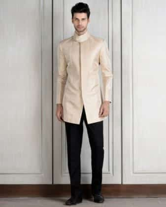 manish-malhotra-suit Engagement Outfits for Indian Men-20 Latest Ideas what to Wear on Engagement