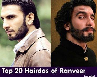 ranveer hairdos
