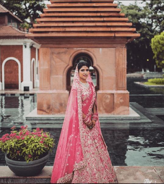 real-manish-malhotra-bride-5 Manish Malhotra Wedding Dresses 2017-Top 20 Bridal Dress by Manish Malhotra