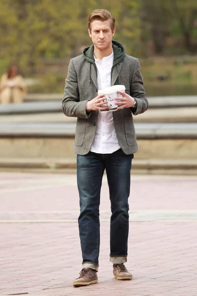 Boot-Cut-Jeans-Style Jeans for Skinny Guys-15 Perfect Ways to Wear Jeans Skinny Guys