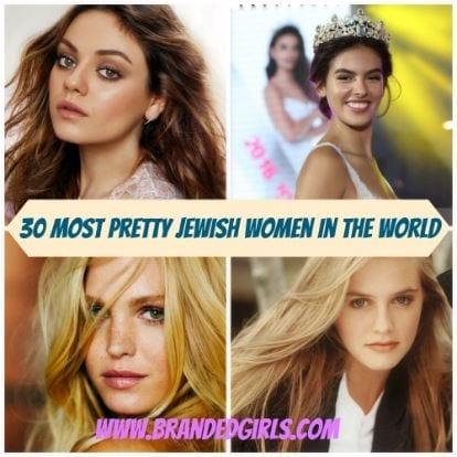 Cute jewish women