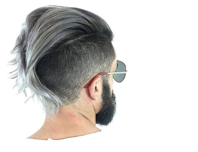 Long-Hair-Undercut Hairstyles for College Guys-25 New Hair Looks to Copy in 2017