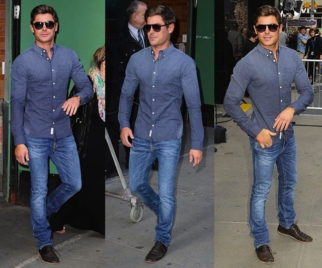 Raw-Denim-Style Jeans for Skinny Guys-15 Perfect Ways to Wear Jeans Skinny Guys