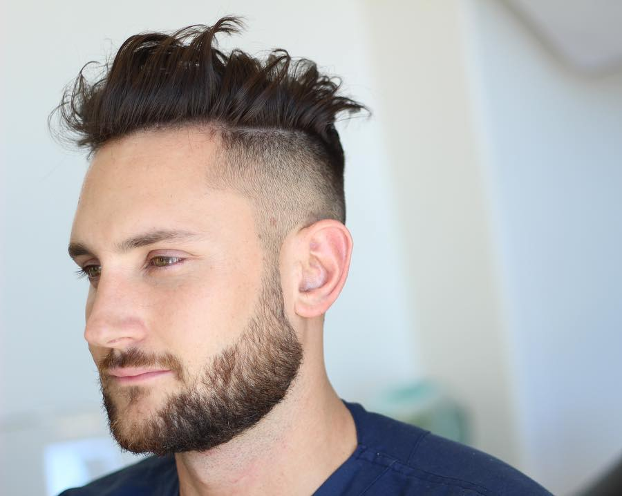Style-for-Thin-Hair Hairstyles for College Guys-25 New Hair Looks to Copy in 2017
