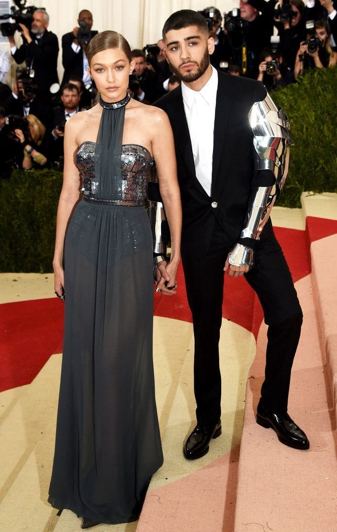 Tuxedo-Look-Met-Gala-2016 Zayn Malik Outfits-19 Best Outfits Worn by Zayn Malik All Time