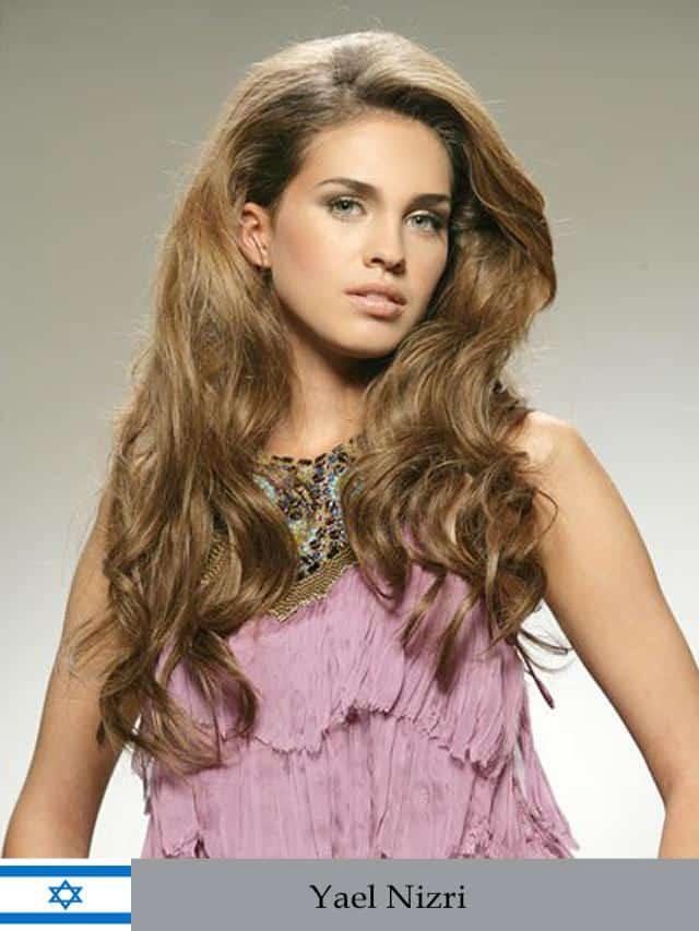 Yael-Nizri Cute Jewish Girls - 30 Most Pretty Jewish Women in the World