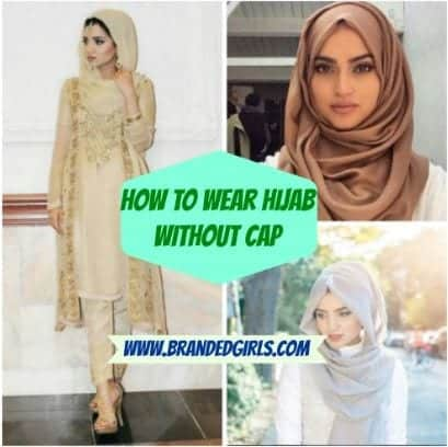 hijab-without-cap Hijab Without Cap-Tutorials on How to Wear Hijab Without Undercap