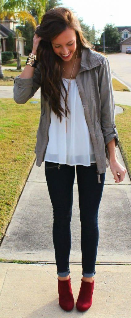 jeans-424x1024 Church Outfits Ideas for Teenagers-17 Ways to Dress for Church
