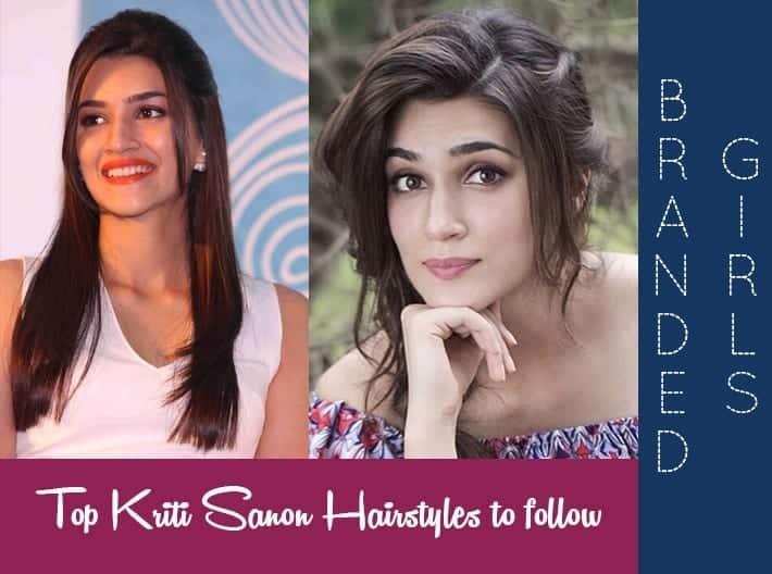 kriti-sanon-hairstyles Kriti Sanon Hairstyles - 20 Best Hairstyles of Kriti Sanon