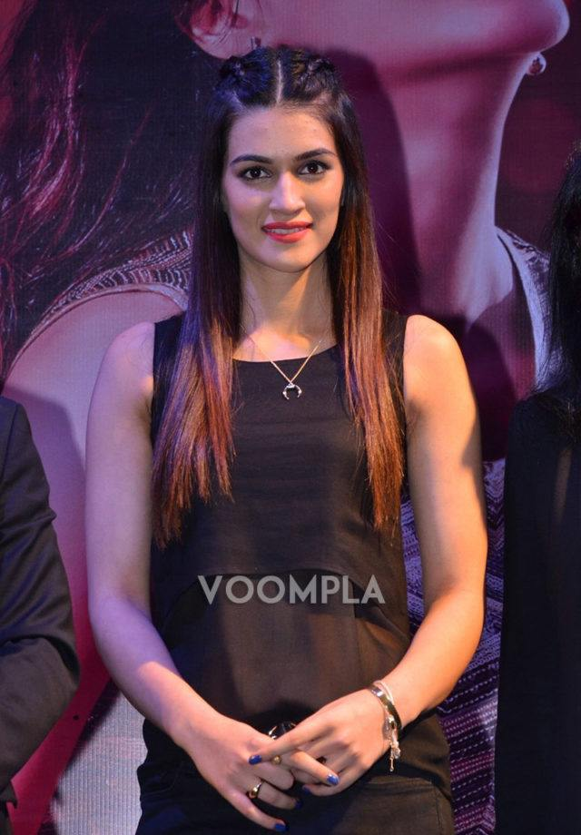 Kriti Sanon Hairstyles Best