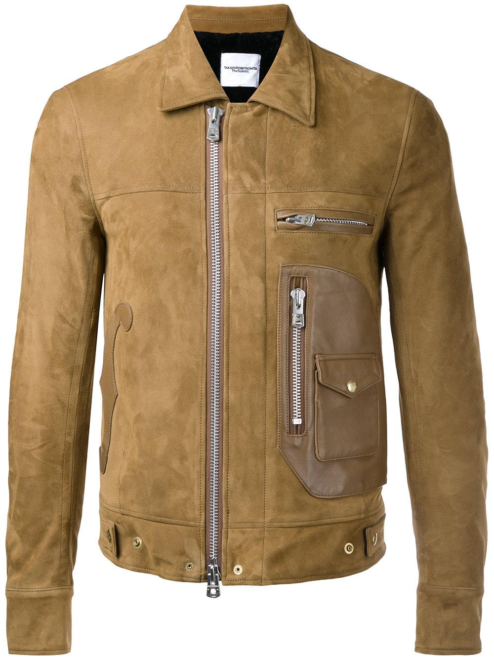 11976768-BROWN-5cffbc3c- Top Brands for Leather Jackets-15 Most Popular Brands 2017 for Men