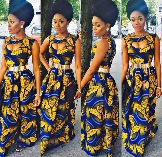 Ankara-Dresses-for-Prom Cute Ankara Styles- 18 Latest Ankara Fashion Ideas for Teens