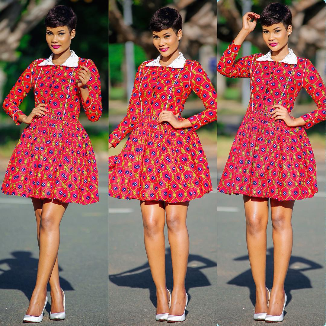 Ankaras-for-White-Girls Cute Ankara Styles- 18 Latest Ankara Fashion Ideas for Teens