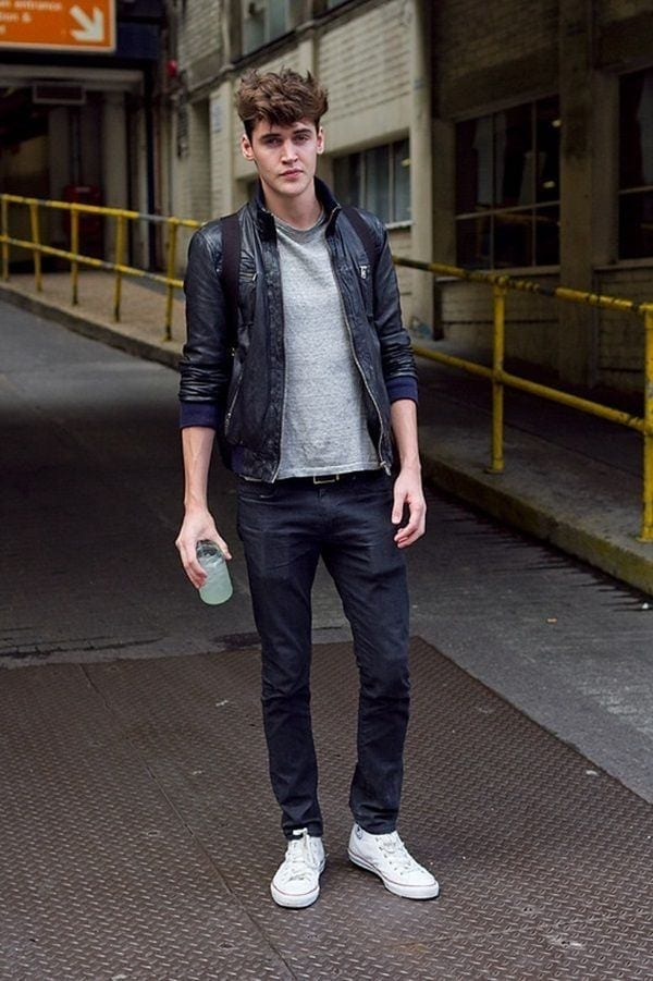 Casual-outfit-number-19 Casual Fashion Ideas - 20 Casual Outfits for Teenage Boys