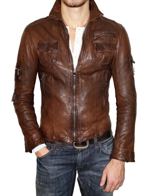 10 Best Leather Jackets for Men - Men's Fitness.