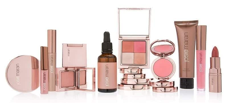 JOSIE-MARAN-COSMETICS-1 Celebrities Makeup Brands - 15 Brands Owned by Celebrities