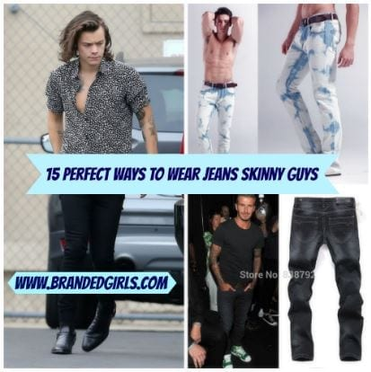 Jeans-for-skinny-guys Jeans for Skinny Guys-15 Perfect Ways to Wear Jeans Skinny Guys