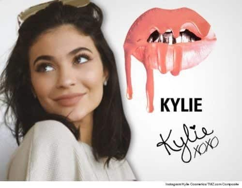 Kylie-500x389 Celebrities Makeup Brands - 15 Brands Owned by Celebrities