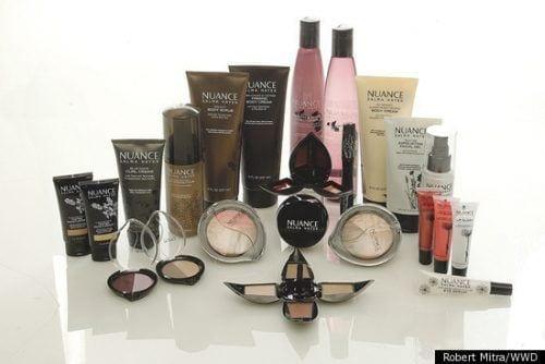 SALMA-HAYEK-NUANCE-500x334 Celebrities Makeup Brands - 15 Brands Owned by Celebrities
