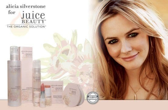 alicia-silverstone Celebrities Makeup Brands - 15 Brands Owned by Celebrities