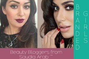 beauty bloggers KSA