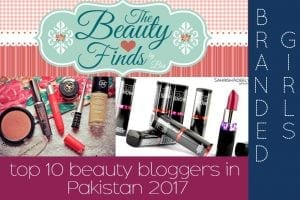 beauty blogs pakistan 2017