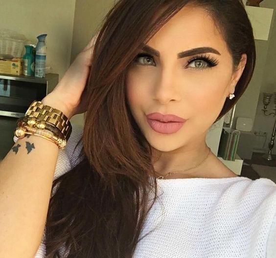hanadi-diab-arab-fashion-blogger Top 10 Arab Fashion Bloggers to Follow in 2017
