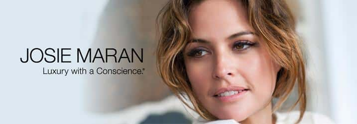 josie-maran1 Celebrities Makeup Brands - 15 Brands Owned by Celebrities