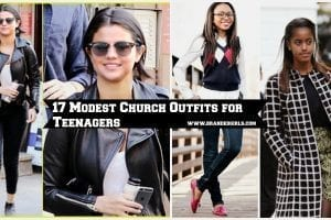 teenage girl church outfits