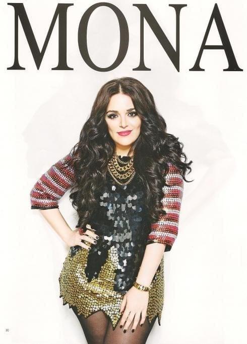 mona-khattan-arab-fashion-blogger Top 10 Arab Fashion Bloggers to Follow in 2017
