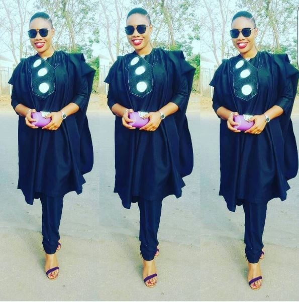 Agbada-Dresses-for-Working-Women Agbada Outfits for Women - 20 Ways to Wear Agbada in Style