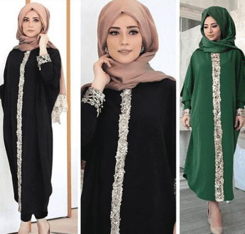Turkish-abaya-15-500x478 Turkish Abaya Fashion - 20 Ways to Wear Turkish Style Abaya