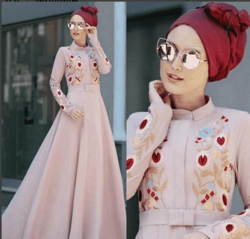Turkish-abaya-2-500x478 Turkish Abaya Fashion - 20 Ways to Wear Turkish Style Abaya