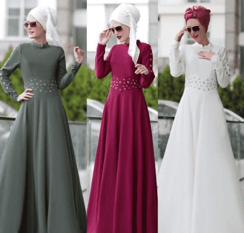 Turkish-abaya-20-500x477 Turkish Abaya Fashion - 20 Ways to Wear Turkish Style Abaya